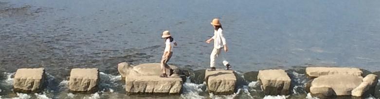 Kyoto river, Kamogawa_15364561643_o