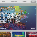 Conga Master released on PC!